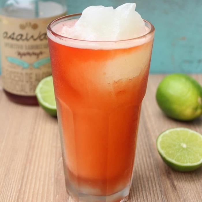 En Lima Café se toma Limonada Asawaa ®